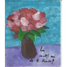Flori în vază